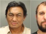 Hombres arrestados durante el conteo de votos en Filadelfia jugaron un papel en los disturbios del Capitolio