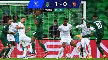 En duelo de eliminados, el Krasnodar venció al Rennes
