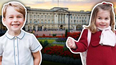 Estos son los nuevos pasatiempos de los príncipes Charlotte y George que están rompiendo estereotipos