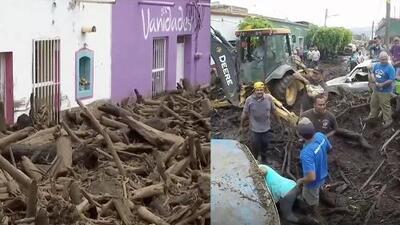 Desborde de río en Jalisco deja al menos tres muertos y radioescucha habla de lo que se vive en el lugar