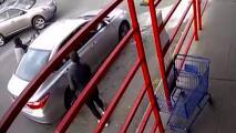 Buscan a un hombre que se robó un taxi fuera de un supermercado en Brooklyn