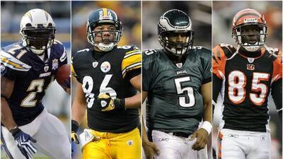 La NFL dio a conocer a los jugadores candidatos al Salón de la Fama en 2017