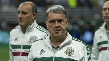 'Tata' jugará la CONCACAF Nations League con 'extranjeros'