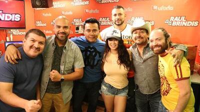 Raúl Brindis y El Bueno, La Mala y El Feo se unen por Houston