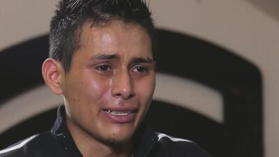 """""""Pido a Dios que no muera mi hijo, ya no soportaría más"""": habla el esposo de la joven embarazada asesinada Marlen Ochoa-Urióstegui"""
