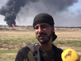 """El policía iraquí que se autodenomina """"verdugo"""" de ISIS: """"lo juro, cada musulmán vale por mil de ustedes"""""""