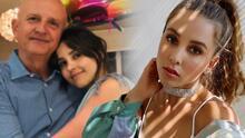 """Paulina Goto reaparece a una semana de informar la muerte de su padre y agradece el cariño que """"necesita para continuar"""""""