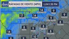 El centro de Texas arranca la semana con cielos parcialmente nublados