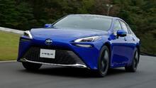 Toyota Mirai 2022: el renacimiento del carro impulsado por hidrógeno