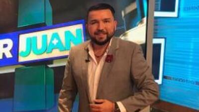 Poncho Lizárraga recordó con el Dr. Juan Rivera el accidente que lo sumió en una terrible depresión