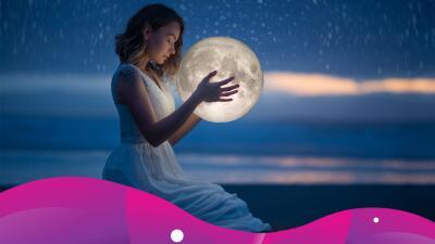 Aprovecha la magia de la luna