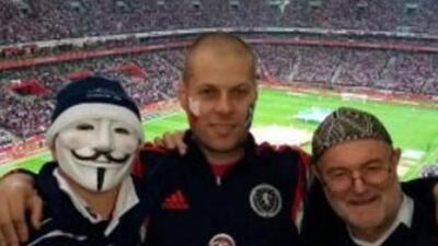 Asaltan a fanáticos de Escocia en el Metro de la Ciudad de México