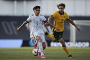 México continúa imbatible en la gra de preparación rumbo a Tokio y se imponen 3-2 a Australia con goles de Jesús Angulo, Erick Aguirre y Kevin Álvarez.