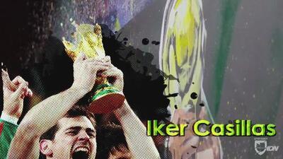 Arte Mundial: el sublime grito de Iker Casillas al levantar la Copa del Mundo en Sudáfrica 2010