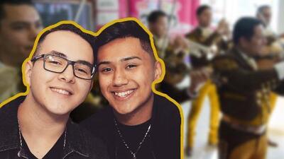 El hijo menor de Jenni Rivera es todo un romántico y así sorprendió a su novio por su cumpleaños