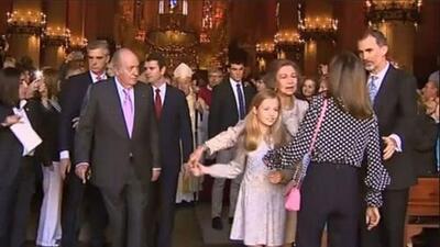 ¿El video de la presunta hostilidad entre las reinas Sofía y Letizia revela una discordia familiar?