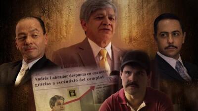 'El Chapo' y Don Sol le robaron la presidencia a Labrador y Felipe Alarcón buscará legitimar su gobierno