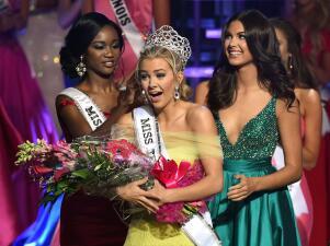 Karlie Hay es la nueva Miss Teen USA 2016