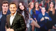 Carlos Calderón revive con una foto sus días en El Gordo y La Flaca: mira qué otros famosos han sido parte del show
