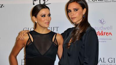 Victoria Beckham diseñará el vestido de novia de Eva Longoria
