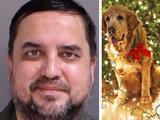 Imponen fianza millonaria a hombre acusado de quemar a su perro en una parrilla de carbón