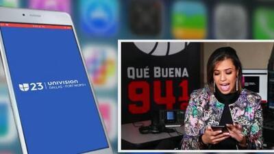 Tu app de hoy: Univision Dallas