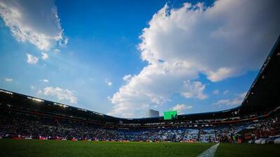 Los estadios de la Liga MX en honor a los héroes de México