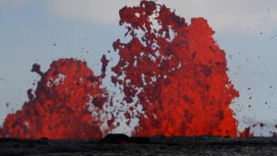 Por qué son tan peligrosas las 'bombas de lava' como la que hirió a un residente en Hawaii