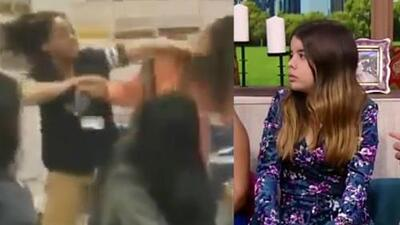 (VIDEO) Estudiante hispana es golpeada en su salón de clases