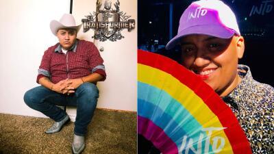 Gio Bravo: el primer cantante transgénero del regional mexicano