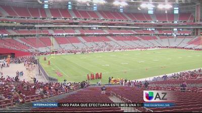 Ser sede del Super Bowl es un arma de doble filo en Arizona