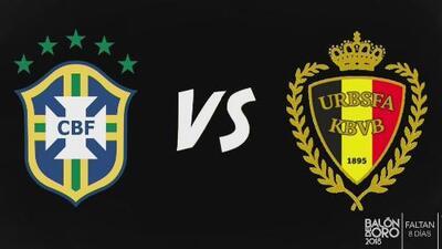 Números del Brasil vs. Bélgica: Lukaku suma los mismos goles que Neymar y Coutinho juntos