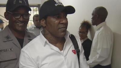 Juez no pudo decidir sobre libertad condicional de Omega por un error de los abogados defensores