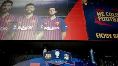 Estas son las alineaciones de Barcelona y Liverpool en las semifinales de Champions League