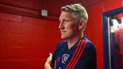 """""""Al fútbol juegan 11 contra 11, no 11 contra 5"""", reclama Bastian Schweinsteiger tras derrota de Chicago"""