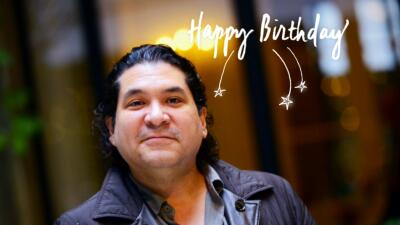 ¡Feliz cumpleaños, Gastón Acurio!