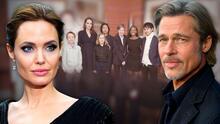 Angelina Jolie dice que no ha podido dirigir más películas por su divorcio de Brad Pitt y la crianza de sus hijos