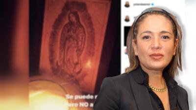 Yolanda Andrade se asegura de que Verónica Castro no niegue más la 'boda'