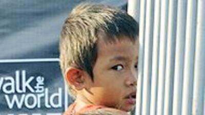 """FAO pidió al mundo """"enfadarse"""" por hambruna que golpea a 1,020 millones de seres humanos"""