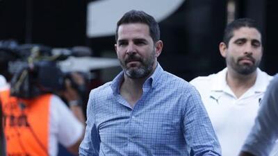 Dulio Davino confirmó la permanencia de Diego Alonso como DT de Monterrey