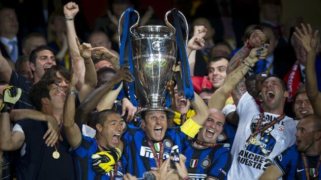 Javier Zanetti confesó lo que se siente ganar una Liga de Campeones