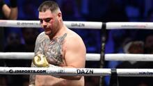 Andy Ruiz metido en un escandalazo; Dillian Whyte lo llama cobarde