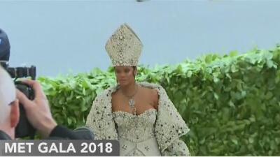 Los mejores vestidos en la gala del MET 2018