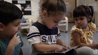 Las interacciones con los niños de los 0 a los 5 años construyen lo que será la arquitectura de su cerebro