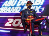 """Max Verstappen sobre llegada de Sergio Pérez a Red Bull: """"Me impulsará a ser mejor piloto"""""""