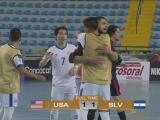 El Team USA empata 1-1 con El Salvador en las eliminatorias de Futsal