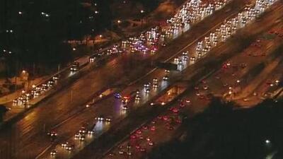 Primera Hora: Fuertes congestionamientos en Kennedy Expressway debido a tiroteo
