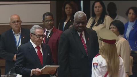 Raúl Castro reitera su apoyo a Maduro y pide a los cubanos prepararse para resistir una economía difícil