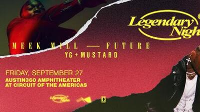 Meek Mill & Future announce tour with YG, Mustard & Megan Thee Stallion