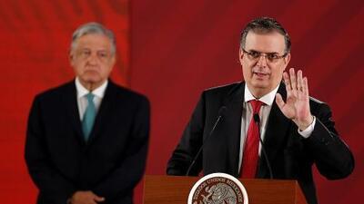 México desmiente a Trump: no hay ningún acuerdo para comprar más productos agrícolas a EEUU